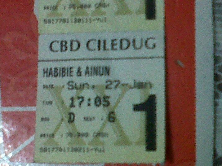 Film Habibie & Ainun merajai layar bioskop. Jadi inspirasi.