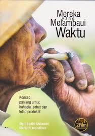 "Buku & film ""Mereka yang Melampaui Propanda pro tembakau."